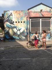 Alice Pasquini - Sapri (IT) (AliCè) Tags: italy streetart mural market mercato sapri alicè alicepasquini