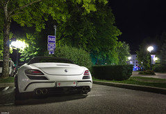 FAB Design (Corentin Gouchon Photographie) Tags: summer fab holiday annecy ex canon photography eos mercedes benz design dc sigma august 1020 sls amg roadster corentin f456 hsm 2013 550d photgraphie worldcars gouchon