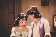 Jasmine and Aladdin (abelle2) Tags: epcot princess jasmine disney morocco disneyworld wdw aladdin waltdisneyworld princessjasmine disneyprincess worldshowcase