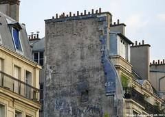 Une ancienne pub! (XBXG) Tags: old france wall french pub ad peinture publicité vieille murale française