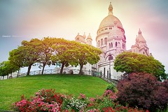 #Sacr Coeur, Montmartre PARIS (CreART Photography) Tags: street city travel bridge light sunset shadow urban paris france color art abandoned love beautiful fashion seine canon river dark puente photography movement model frankreich europa raw ledefrance rivedroite picture streetphotography frana montmartre ponte sacrcoeur toureiffel pont brcke francia parijs rivegauche pars  kpr parigi  sena bateauxmouches  autofocus seineriver riosena laseine  pary parys  canoneos5d cathdralenotredamedeparis pariis  excursionboats isladelacit parizo rosena  catedraldenotredamedeparis barcosmoscas fleuvefranais pars m creartphotography