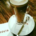 Hot chocolate - Costa Acocks Green thumbnail