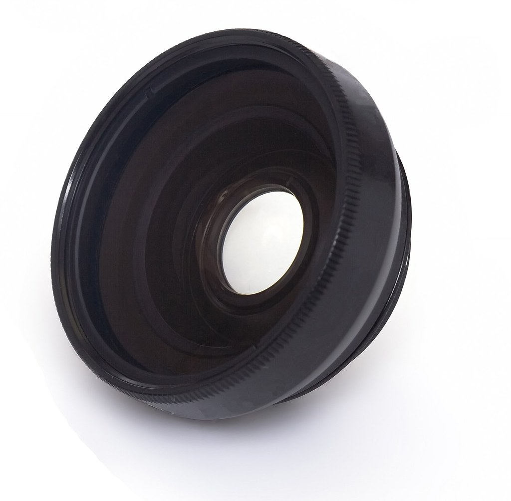Magnetic Type. Canon PowerShot A2300 0.45x Wide Angle Lens HD Black Finish W// Macro Modification Style