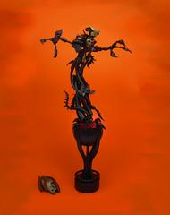Halloween Summoning (Brickthing) Tags: halloween monster pumpkin blood iron shadows lego wine fine atlantis ghosts builder rituals moc summoning kraahkan