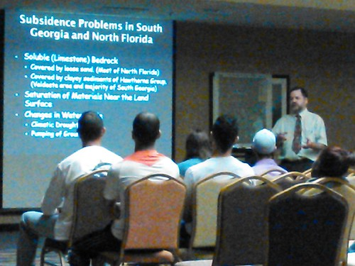 "Subsidence Problems in south Georgia and north Florida • <a style=""font-size:0.8em;"" href=""http://www.flickr.com/photos/85839940@N03/10671384246/"" target=""_blank"">View on Flickr</a>"