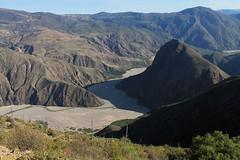 The Rio Pampas valley