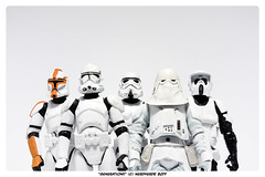 Timeline (Cellblog1138) Tags: starwars stormtrooper toyphotography eos450d