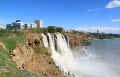 Antalya - Turkey (Kristel Van Loock) Tags: travel turkey waterfall turquie trkei antalya viaggio turkije turquia turchia waterval adalia turkishriviera turkseriviera