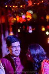 Engagement (JaiRathore) Tags: wedding engagement couple bokeh candid indianweddings