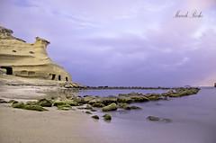 La noche de los contrastes (Marcelo Reche Caadas) Tags: noche mar nikon playa nocturna almeria marcelo pulpi terreros reche sanjuandelosterreros cocedores