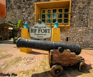 Rif Fort - A Historic & Monumental Curacao Dutch Antilles