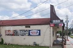 Balamo Building Supply (jwcjr) Tags: signs ghostsigns barnesvillega barnesvillegeorgia smalltownga balamobuildingsupply balamobarnesville