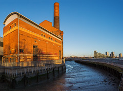 The Chelsea monster (Nomadic Vision Photography) Tags: chelsea riverthames listedbuilding historicalarchitecture jonreid lotsroadpowerstation tinareid nomadicvisioncom londonheritage unknownlondon thechelseamonster