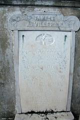 Famille A Villermin stone