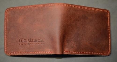 leather handmade wallet felt purse crafting handcraft geld creditcard handarbeit kreditkarten organicleather bioleder geldbörseportemonnaie