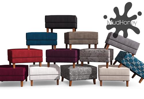 MudHoney Eva colors ad
