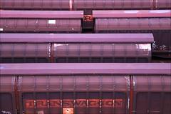 transwaggons (loop_oh) Tags: train germany wagon deutschland hessen frankfurt main bank zug frankfurtammain frankfurtmain roemer metropole