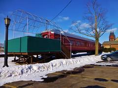 Berea Union Depot Taverne (Nicholas Eckhart) Tags: ohio usa building station america train us union depot oh taverne 2014 berea