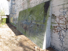 Bremen Hochbunker (2012) - Neukirchstrasse/Magdeburgerstrasse (Wattman (trams, treinen, etc)) Tags: concrete nazi wwii bunker bremen beton airraidshelter wereldoorlog hudge schuilen stahlbeton zivilschutz schuilstad
