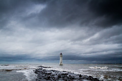 Perch Rock again! (*Richard Cooper *) Tags: new lighthouse rock brighton perch wallasey merseyside