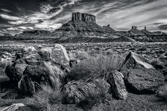 The Vast West (Jeff Clow) Tags: mountains rocks desert plateau western rugged southwestern moabutah theoldwest professorvalley ©jeffrclow jeffclowphototours moabphototour