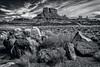 The Vast West (Jeff Clow) Tags: mountains rocks desert plateau western rugged southwestern moabutah theoldwest professorvalley ©jeffrclow jeffclowphototours moabphototour