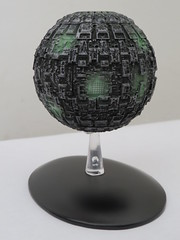 Borg long-range tactical vessel (JotHaGie) Tags: startrek official collection starship starships eaglemoss