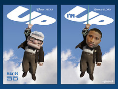 DonaldSloan_UP_Comparison (mikebrenkus) Tags: up photomanipulation photoshop disney movieposter pixar font nba indianapacers donaldsloan