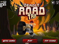死亡公路之旅(Deadly Road Trip)