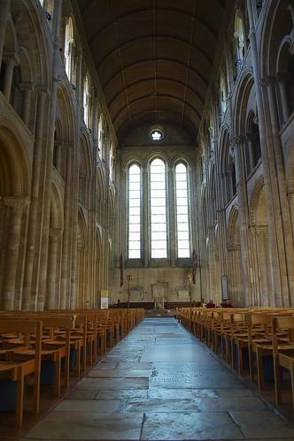 Romsey Abbey_1