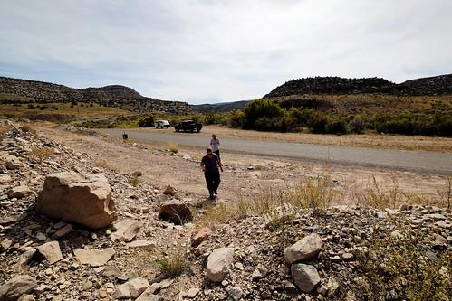 Burros Uranium Mine - Slick Rock, Colorado