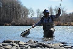 DSC_0503 (Red's Fly Shop) Tags: noe net wadefishing