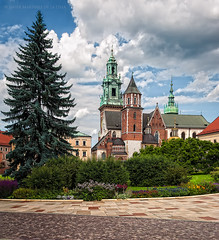 Catedral de Wawel. (Javier Martinez de la Ossa) Tags: catedraldewawel cracovia javiermartinezdelaossa krakow poland polonia polska