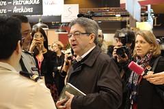 Jean-Luc Mélenchon - Livre Paris 2017 (ActuaLitté) Tags: livre paris 2017 livreparis2017 jeanluc mélenchon jeanlucmélenchon