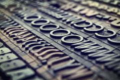 letterpress (C-Smooth) Tags: letterpress alphabet types typography woodletters design graphics creative vintage antike