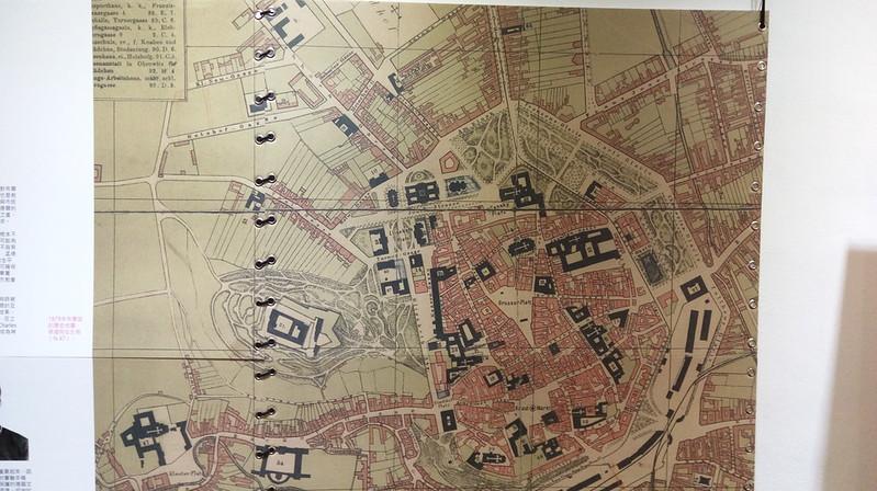 修道院地圖