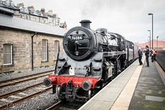 'THE WHITBY FLYER' - 18th MARCH 2017 (tonyfletcher) Tags: lnerb1class5mt460no61264 brclass4mt260no76084 61264 76084 thewhitbyflyer tonyfletcher nikond3300 nikkor18105