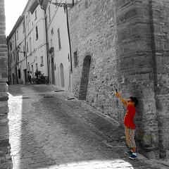 Maiolati Spontini (An) (www.turismo.marche.it) Tags: moie moiedimaiolatispontini maiolati ancona provinciadiancona destinazionemarche marche spiritualità abbazia chiesa torre campanile muro vicoli centrostorico centro