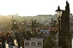 busy busy Charles Bridge, Prague (kalakeli) Tags: karlůvmost karlsbrücke charlesbridge prag prague praha march märz 2017