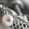 small pearl (ewaldmario) Tags: ewaldmario fashionjewelery jewel silver juwel macro closeup micronikkor nikon d800 crop composition square bokeh focus tiny small schmuck metal perle silber makro pearl glossy awesome brilliant selectivefocus