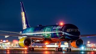 TF-FIU Icelandair Boeing 757-200 - cn 26243 / 603