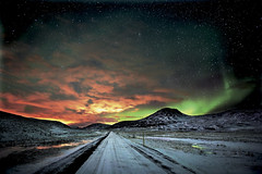 Northern Road - Northern Sky (Brett Streutker) Tags: add tags beta probe hubble creator god creation eternity pbs comsos sagan car seti nasa welcome aboard jet liner fligh ngiht night flying redeye sidewalk street streets urban city fog fear remorse sad lonely thinking memory dreams nostalgia painting picture steam train lifeform alien et space sky road ufo fiction together evening ambient storms rainy all 3rd nightshift union romance love desire fantasy journey shape shifters ghosts spirits haunted abandoned zen meditation zone