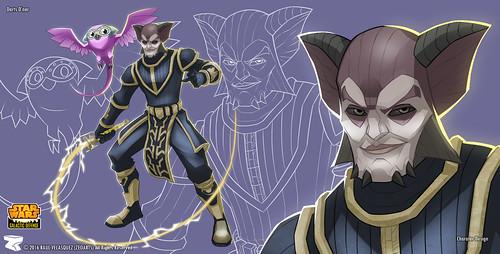 Character Design - illustration n° 37