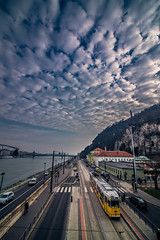 Budapest (Vagelis Pikoulas) Tags: budapest buda hungary travel photography canon 6d tokina 1628mm full frame sky clouds cloudy cloud blue landscape city cityscape europe view november autumn 2016