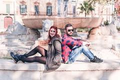 L&P (explore 22-04-2017) (Mary-Eloise) Tags: couple nikon d90 portrait love lover loverss engagement