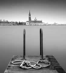 Tied in Knots (vulture labs) Tags: venice photography workshop long exposure bw italy