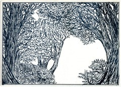 My black and white days (12) (Keith Pharo) Tags: pen ink drawing art hobby pastime keith pharo uk black white