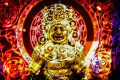 #Mahakala (David C W Wang) Tags: doubleexposure 台灣 taiwan sonya6500 voigtlandernoktonclassic35mmf14mc 國立故宮博物院 台北 taipei nationalpalacemuseum 十五世紀青銅鎏金大黑天立像 西藏 mahakala tibet