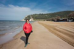 IMG_2003 (Antonio Todesco) Tags: mamma mom gargano pulia puglia calenella peschici mare spiaggia sea beach