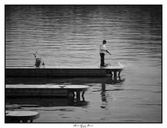 Navy Yard Docks (Mario Martin-Alciati) Tags: mono gx85 panasonic noiretblanc blackandwhite bw urban street photography downtown america white black art portrait light city dc washingtondc flickr people new pretty world bnw digital dof noir contrast walk lumix lumixdmc fun adventure grey monochrome docks ocean river dock boat shadow